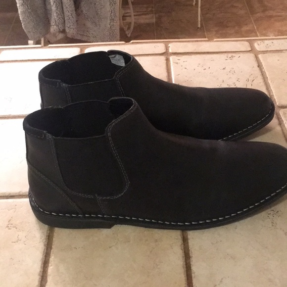 16036a417fc Men's Steve Madden boots NWT